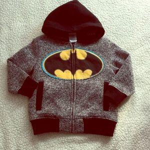 Batman Size 4 Boy jacket